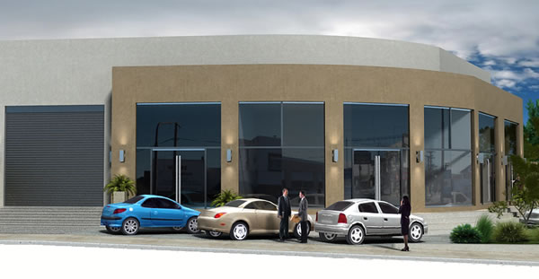 Edificios Comerciales e Interiorismo - Tesoriero & Miciu - Nicolaevici